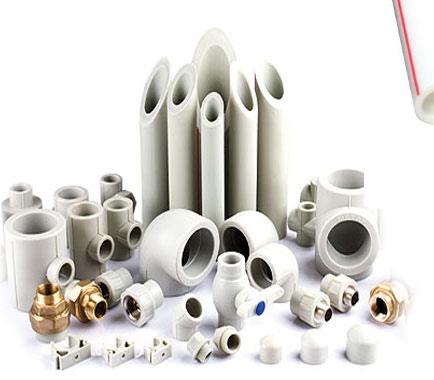 Полипропиленовые трубы и фитинги для внутренних работ