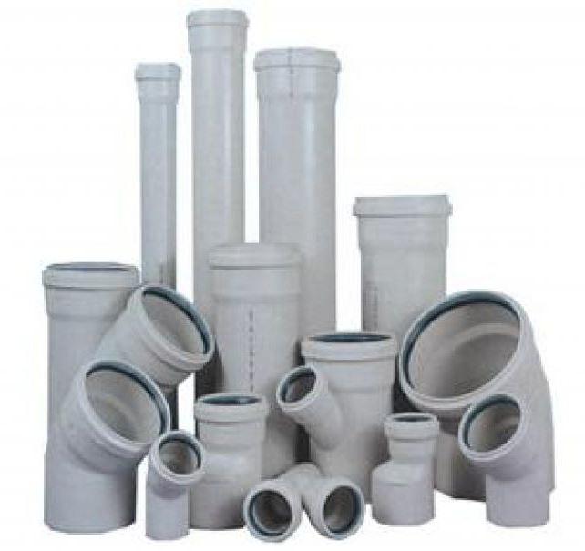 Трубы и фасонные части для внутренней канализации